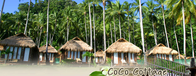 CoCo Cottage Koh Ngai -Trang Andaman Beach  Unseen Thailand